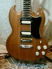 Univox-United SG Custom Electric Guitar,Lawsuit era.