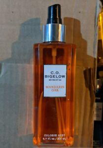 CO Bigelow Mandarin Oak Cologne Mist Body Spray 6.7 oz Bath and & Body Works