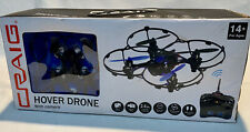 CRAIG HOVER DRONE WITH CAMERA NEW IN BOX UNOPENED