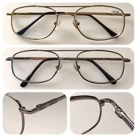 A76 Superb Quality Classic Double Bridge Designed Reading Glasses/Spring Hinges