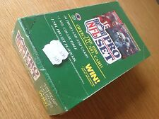 UNOPENED Box Pro Set NFL American Football TRADING CARDS
