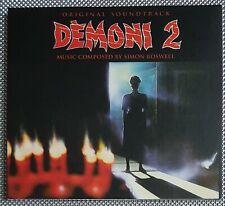 Simon Boswell - Demoni 2 Rustblade Records CD