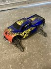 Traxxas T maxx 3.3 incomplete rc monster truck project 1/10 Roller Basher Nitro