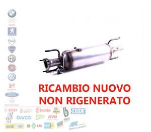 FILTRO ANTIPARTICOLATO FAP DPF NUOVO ALFA ROMEO 159 BRERA SPIDER 1.9 2.4 JTDM