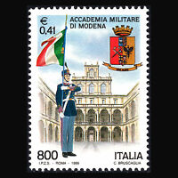 Italy 1999 - Military Academy of Modena Architecture Uniform - Sc 2292 MNH
