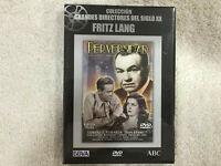 PERVERSIDAD DVD NUEVO PRECINTADO FRITZ LANG
