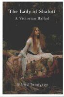 Lady of Shalott, Paperback by Tennyson, Alfred Tennyson, Baron, Like New Used...
