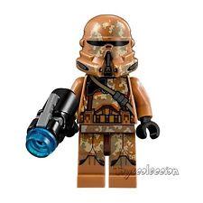 LEGO STAR WARS - SPECIALIZED GEONOSIS CLONE TROOPER 75089 - ORIGINAL MINIFIGURE