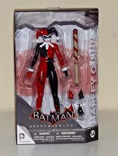 DC Comics Harley Quinn Batman Arkham Knight Action Figure DC Collectibles - NEW