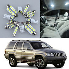 Deluxe White Light Interior Package for Jeep Grand Cherokee WJ 1998-2004 L6