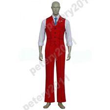Apollo Justice Ace Attorney Apollo Justice Cosplay Costume Custom made