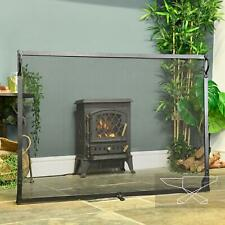 Large flat fire screen (B1219 / A111L)