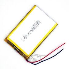 Polymer Li Rechargeable Battery LI-PO  3.7V 4000mAh 606090 for Mobile Power