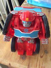 Transformers Rescue Bots de Playskool héroes Flip cambiadores de policía Heatwave