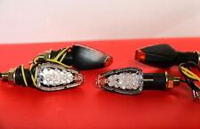 4 X weisse LED Mini-Blinker BMW K 1200 S/K 1300 S clear LED signals indicator