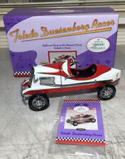Hallmark Kiddie Car Classics 1935 Toledo Duesenberg Racer - Nib