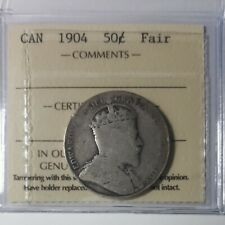 50 Cents 1904 ICCS Fair