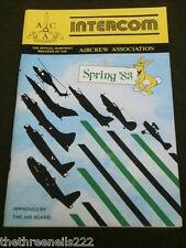 AIRCREW ASSOCIATION - INTERCOM - SPRING 1983