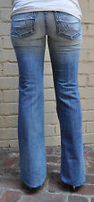 Rock & Republic Winger Oxygen Blue Jeans 25 USA