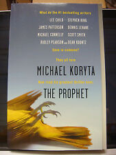 The Prophet SIGNED by Michael Koryta ARC-Advance Reading Copy NEW