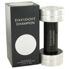 Champion Davidoff Cologne Edt For Men 1.7 Oz seal in BOX