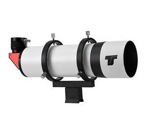 """Télémètre / guide d'angle TS-Optics 80 mm avec vue à 90 °, 1,25""""/T2, TSFRE80T2"""