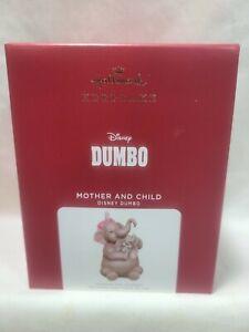 2021 Hallmark Keepsake Ornament Mother and Child Disney Dumbo