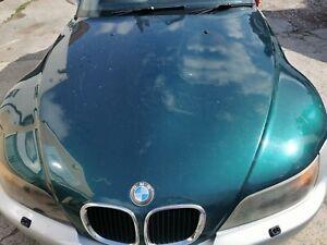 Bmw Z3 Bonnet Various Colours Rust Free