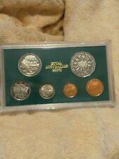 1982 Royal Australian Mint 6 Coin Proof Commonwealth Games Set - No Foam or COA