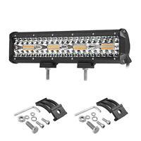 240W 80 LED Fernscheinwerfer Flutlicht Arbeitsscheinwerfer Offroad Auto 12V 24V