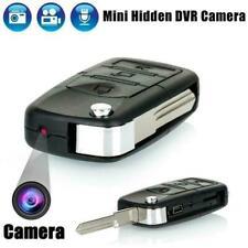 Car Key Fob Hidden Video Security Recorder DVR Motion NEW Detection Camera Q5K1