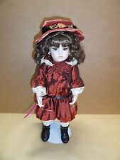 "Marie Osmond Doll ""French Fashion Bru"" 20th Anniversary/Limited Edition 154/250"