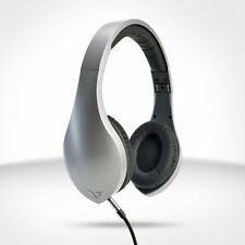 Velodyne vLeve On-Ear Headphones (Satin Silver) by Velodyne