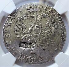 28 Florijn/Stuivers 1693 Matthias I Kampen Netherlands Counterstamp Ultra Rare !