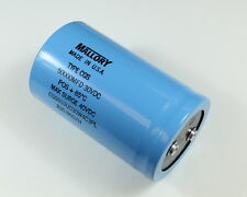 1x 50000uF 30V Large Can Electrolytic Capacitor 50000mfd DC 40V Surge 30 Volts