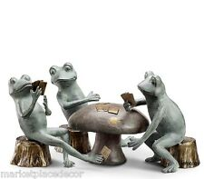 Pleasant Frog Nature Statues Lawn Ornaments For Sale Ebay Ocoug Best Dining Table And Chair Ideas Images Ocougorg