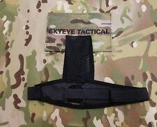 SELEX DAVIES TEA TASC-1 OSK / ODK  Swimmer replacement Headband , Black . NATO