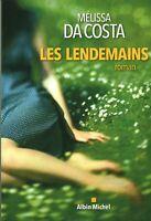 Livre les lendemains Mélissa Dacosta Albin Michel 2020 book