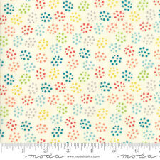 MODA Fabric ~ MIXED BAG 2017 ~ by Studio M (33206 11) Cloud - by 1/2 yard