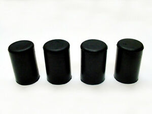 "Fits Subaru 3/4"" Water Pump Heater Core Rubber Hose Caps Blockoff Plugs nos"