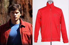 Smallville Clark Kent Red Jacket Costume *Tailored*