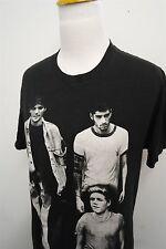 ONE DIRECTION concert tour  t-shirt sz M mens S/S#4793
