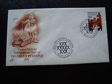 NATIONS-UNIES (vienne) - enveloppe 1er jour 6/3/1981 (B3) united nations