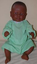 Berjusa Newborn 20in Anatomically Correct Baby Girl Doll Diana with 3 Outfits