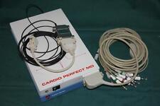 Welch Allyn Cardio Control Perfect MD EKG Gerät + Patientenkabel Cardioperfect