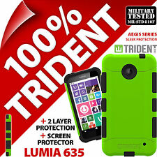 Trident Égide Robuste Protection Housse Etui Coque Rigide For Nokia Lumia 635