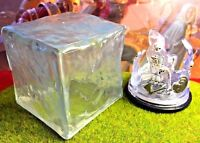 Gelatinous Cube D&D Miniature Dungeons Dragons pathfinder monster ooze slime Z