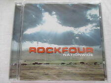 Rockfour-Nationwide-CD NEUF & neuf dans sa boîte New & Sealed