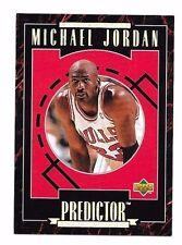 1995-96 Upper Deck Predictor All-Defensive Redemption Michael Jordan #R4