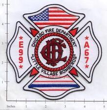 Illinois - Chicago Engine 99 IL Fire Dept Patch